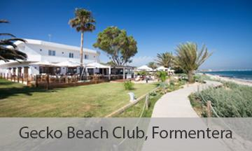 Gecko Beach Club Formentera